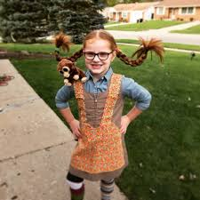 Pippi Longstocking Costume Pippi Longstocking Halloween Costume Contest 2017