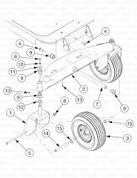 troy bilt 17af2acp766 troy bilt mustang rzt 50 zero turn mower