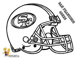 pro football helmet coloring page anti skull cracker football
