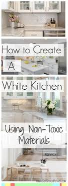 best non toxic paint for kitchen cabinets how to create a white kitchen get green be well