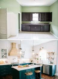 fixer blue kitchen cabinets our favorite fixer houses american farmhouse lifestyle