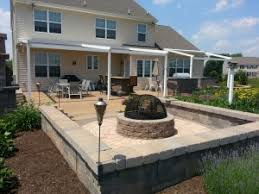 Hardscape Patio Deck U0026 Patio Installation Chester County Milanese Remodeling