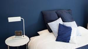couleur bleu chambre peinture chambre bleu et gris idées décoration intérieure