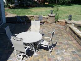High Back Sling Patio Chairs by Breathtaking Patio High Table And Chairs With Cast Aluminum Pipe