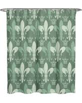Fleur De Lis Shower Curtains Savings On Small Birds On Cage Flower Vintage Rustic Fleur De Lis