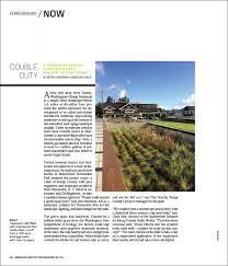 Landscape Architecture Magazine by Double Duty Landscape Architecture Magazine
