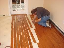 flooring flooring installinginyl plank tile on concrete