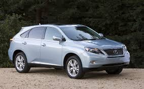 lexus crossover 2012 2012 lexus rx 450h photo gallery truck trend