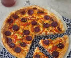 cuisine andalouse quiche andalouse poivrons et chorizo recette de quiche