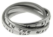 surgical steel band surgical steel band fashion rings ebay