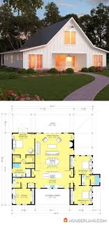 www house plans modern farmhouse plan 888 13 architectnicholaslee www