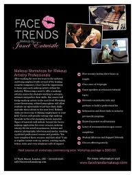 free makeup classes trends makeup by janet entwistle london ontario