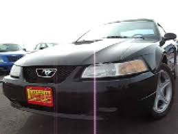 1999 Black Mustang 115183 1999 Ford Mustang Gt Convertible Black W Tan Top Http Www