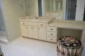 makeup vanity in bathroom good 20 bathroom capitangeneral