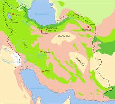 World Map Iran by Atlas Of Iran Wikimedia Commons
