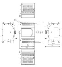 delta analog i o modules dvp04ad e2