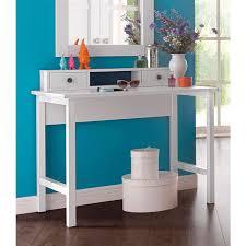 bureau style romantique bureau fille style romantique 2 tiroirs blanc autres mobilier