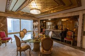 apartments in trump tower inside future president donald trump u0027s incredibly opulent but