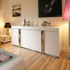 distinctive and modern buffet cabinet