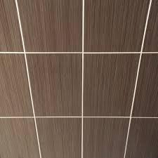 grin3a mahogany wood grain effect satin ceramic wall tile
