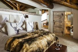deco chambre montagne deco chambre chalet montagne deco chambre montagne chambre d e