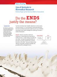 Neutral Connotation Use Of Animals In Biomedical Research Text Infection Public Health
