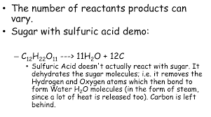 chapter 6 chemical reactions physical science middle