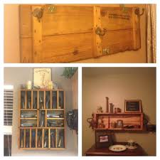 Military Home Decorations by Must Do Something Like It To My New Old Ammo Box Old Bar Wood And