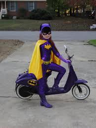 Halloween Costumes Batgirl Batgirl Matching Bat Scooter Growing Geek