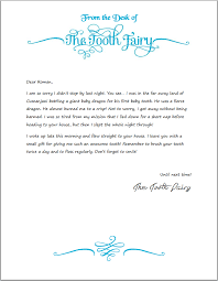 18 free printable tooth fairy certificate template