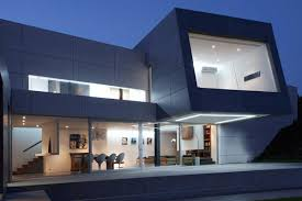modern style house contemporary style house design santander house by a cero