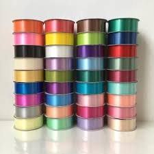 poly ribbon poly ribbon 91 metre roll florist wedding and craft supplies