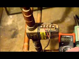 troubleshooting a taco zone valve checking the voltages youtube