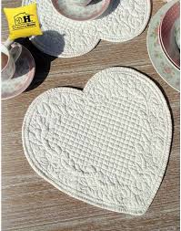Shabby Chic Placemats by 38 Best Jogo Americano Images On Pinterest Table Runners Crafts