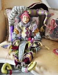 katherine s collection clown dolls new with tag 50