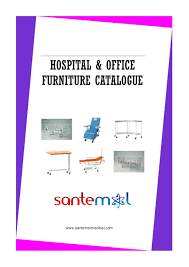 Office Furniture Brochure by Santemol Group Medikal Hospital U0026 Office Furniture Catalogue