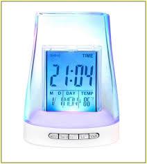 Philips Light Alarm Clock Natural Light Alarm Clock Walmart Roselawnlutheran