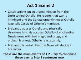 themes in othello act 1 scene 3 3 act 1 scene 2