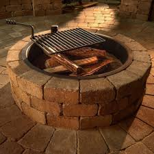 Fire Pit Grille by Fire Pit Grills Woodlanddirect Com