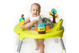 Oribel Portaplay Baby Activity Center Converts To Table