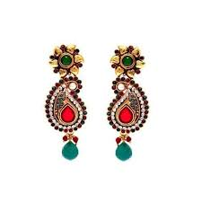 latkan earrings latkan earrings at rs 240 pair fashion earrings id