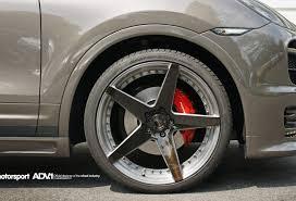 porsche cayenne tire size porsche cayenne custom wheels adv 1 5mv2 22x10 5 et tire size