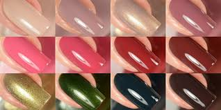 zoya sophisticates fall 2017 de lish ious nails