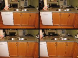kitchen sink cabinet doors kitchen sink centered 3 cabinet doors