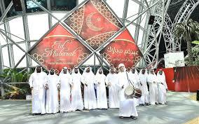 ferrari world eid celebration at ferrari world abu dhabi yas island yas island