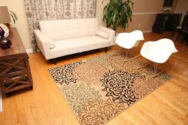 5 By 8 Rugs Contemporary Floral Area Rugs Roselawnlutheran
