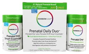 rainbow light prenatal one multivitamin buy rainbow light prenatal one multivitamin 30 tablets dha 250