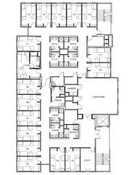 housing blueprints architecture plans for students residence search