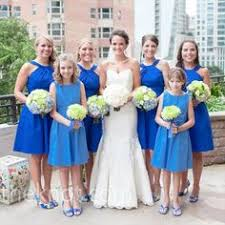david u0027s bridal bridesmaid dresses in pool blue crinkle chiffon