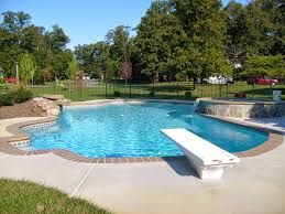 free form pool designs our favorite new jersey concrete pools designs a s pools